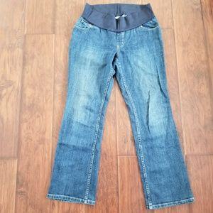 Liz Lange Women's Maternity Jeans Size: 8